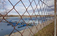 prázdný přístav