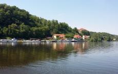 Marina Vltava - přístav 2017