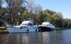 Plavba na Mělník a zpět - 4 lodě