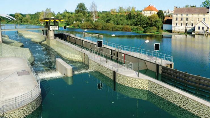Vodní cesty a plavba – pozvánka Hněvkovice