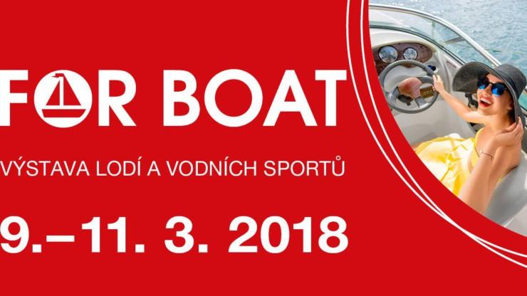 FOR BOAT – výstava lodí