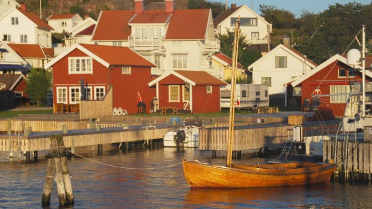 Plavba Blue Whale – Skandinavie 2018