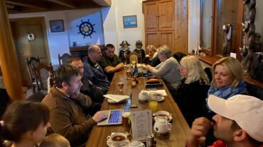 Zápis z členské schůze Yacht klubu Marina Vltava, z.s. dne 16. listopadu 2019